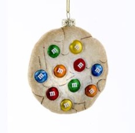 "Christmas Ornament - ""M & M Cookie Ornament"""