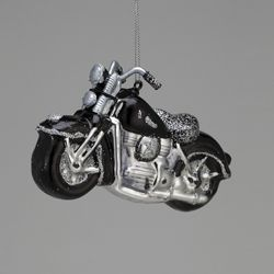 """Christmas Ornament - """"Motorcycle Ornament"""""""
