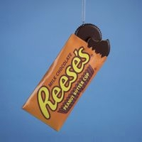 "Christmas Ornament - ""Reese's Bag Ornament"""