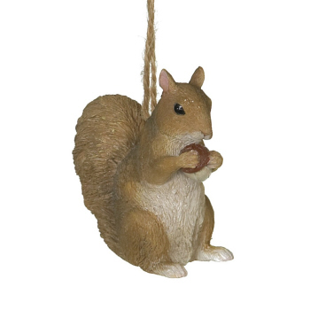 "Christmas Ornament - ""Squirrel Ornament"""