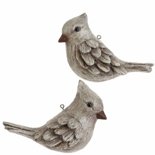 "Christmas Ornaments - ""Bird Ornament"""