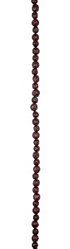 """Christmas Tree Garland - """"Dried Cranberry Garland"""" - 4 ft"""