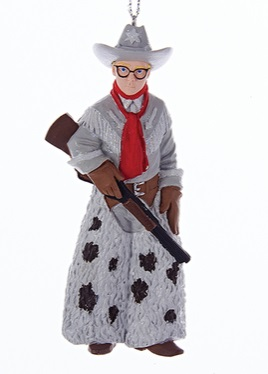 """Clip On - """"A Christmas Story - Ralphie Clip On"""""""