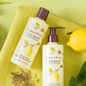 "CRABTREE & EVELYN�  - ""Citron Honey & Coriander Fragrance"""