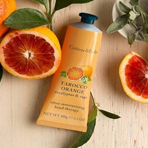 CRABTREE & EVELYN� - Tarocco Orange, Eucalyptus & Sage