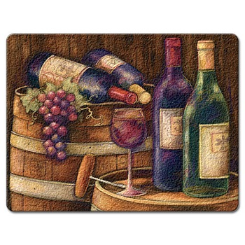 "Cutting Board - ""Wine Cellar"""