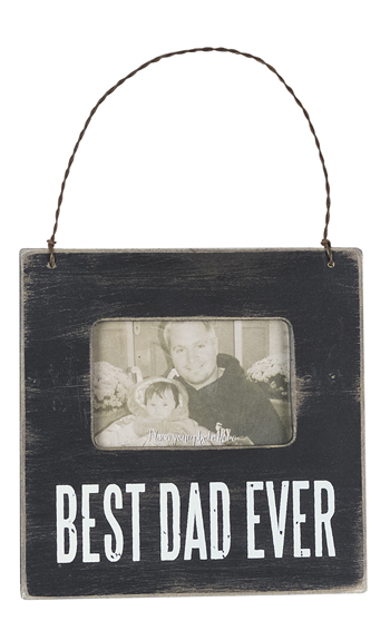 "Decorative Box Frame - ""Best Dad ...Box Frame"""