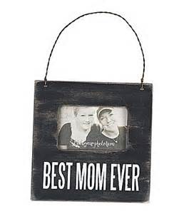 "Decorative Box Frame - ""Best Mom ...Box Frame"""