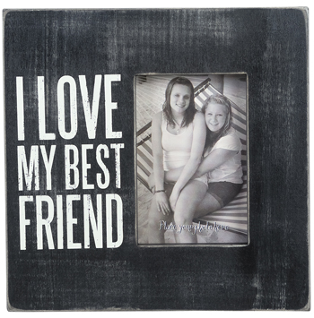 "Decorative Box Frame - ""My Best Friend ...Box Frame"""