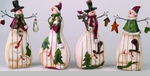 "Decorative Figurine - ""Snowman Figurine"""