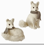 Decorative Figurines  for Winter Decorating