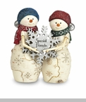 "Decorative Figurines - ""The BirchHearts�"""