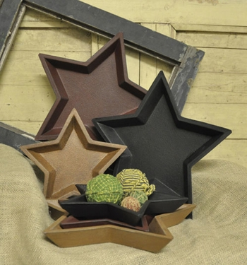 "Decorative Plate - ""Star Plates"""