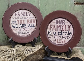 Plates, Bowls, & Plate Holders