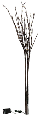 "Decorative Willow Twig - ""Lighted Willow Twig"" - Large"