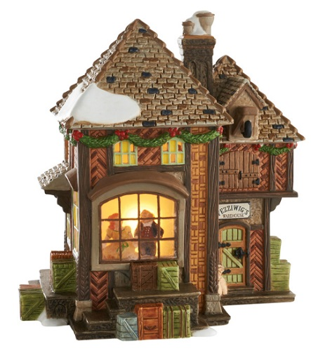 "Department 56 Dickens' Village - ""A Christmas Carol"""