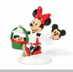 "Department 56 Disney Village  - ""Minnie's Custom Cookies"""