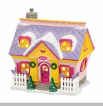 "Department 56 Disney Village- ""Minnie's House"""