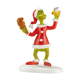 Department 56 Grinch Who-Ville  Village