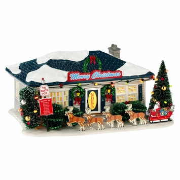 Department 56 Snow Village - Christmas Lane Series