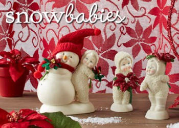 "Department 56 Snowbabies - <font color=""#007f00"">FREE Shipping over $69! Use code D56SHIPSFREE at checkout!</font>"