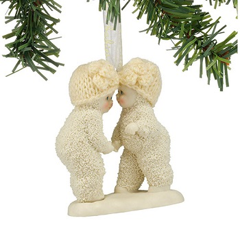 "Department 56 - Snowbabies Ornament - ""My Bff Ornament"""