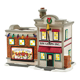 Department 56 Village - A Christmas Story