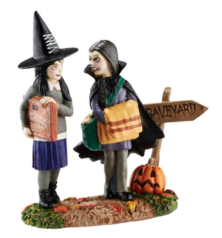Department 56 Village Halloween Series - Accessories