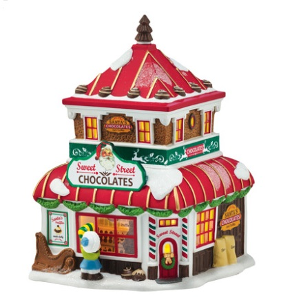 Department 56 Village North Pole Series