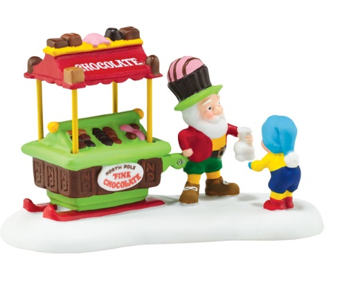 Department 56 Village North Pole Series -  Accessories