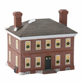 Department 56 Willliamsburg Village
