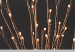 """Electric Lighted Branch - """"Tall Lighted Willow Stems"""" - LED - 96 lights"""