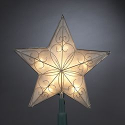 "Electric Tree Topper - ""Star Tree Topper"" - 8.5"""