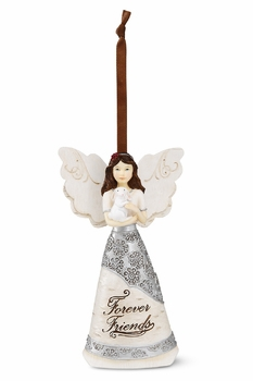 """Elements Collection - """"Forever Friends Ornament"""""""