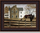 "Frame Print  - ""Autumn Afternoon"" - Artist Billy Jacobs"