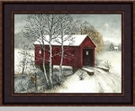 Framed Folk Art Paintings by Bonnie Fisher
