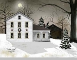 "Framed Print  - ""Silent Night""  - Artist Billy Jacobs"