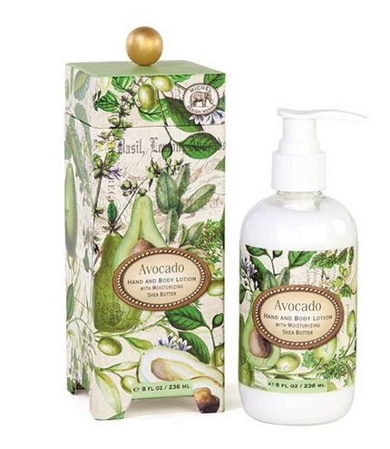 "Hand Lotion - ""Avocado Hand & Body Lotion"""
