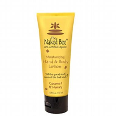"The Naked Bee Hand Lotion - ""Coconut & Honey Hand Lotion"" - 2.25 oz"