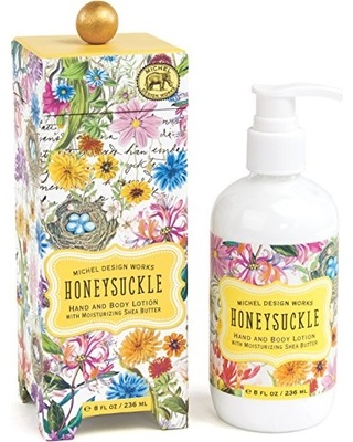 "Hand Lotion - ""Honeysuckle Hand & Body Lotion"""
