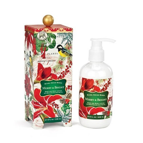 """Hand Lotion - """"Merry & Bright Hand & Body Lotion"""""""