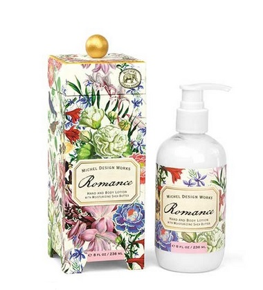 "Hand Lotion - ""Romance Hand & Body Lotion"""