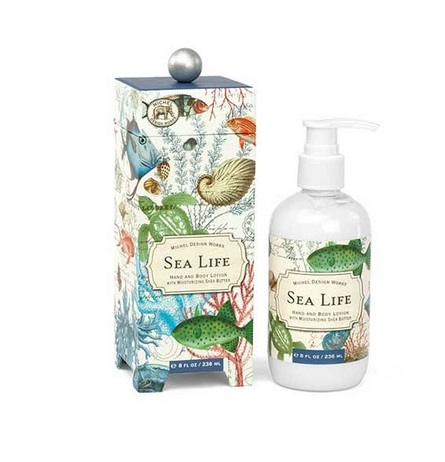 "Hand Lotion - ""Sea Life Hand & Body Lotion"""