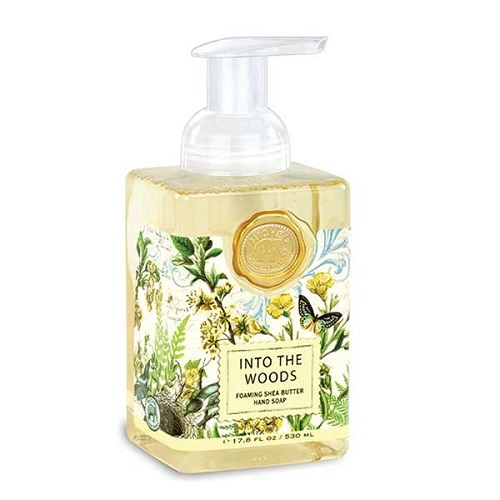 "Hand Soap - ""Into The Woods Foaming Hand Soap"""