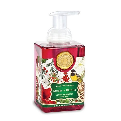 """Hand Soap - """"Merry & Bright Foaming Hand Soap"""""""