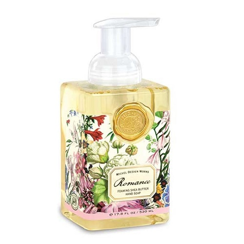 "Hand Soap - ""Romance Foaming Hand Soap"""