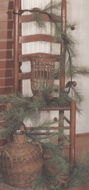 Holiday Garland for Decorating