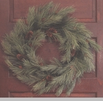 Holiday  Wreaths: Shop Holiday Pine, Spruce, Berry, and Winter Wreaths