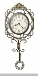 "Howard Miller Wall Clock - ""Nicole"""