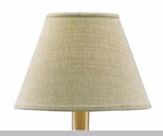 "Lamp Shade  - ""Casual Classic Wheat Shade"" -  10"""
